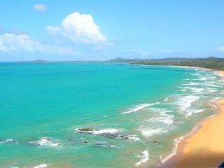 Spectacular views from updated oceanfront condo - Luquillo vacation rentals