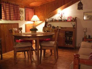 Cozy apt right on the slope, surrounded by a wood - Sestriere vacation rentals