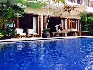Luxury 2 bd villa with rooftop in central Seminyak - Seminyak vacation rentals