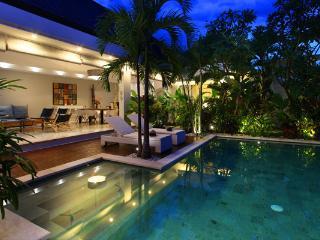Modern Tropical Villa 500 m Seminyak Beach - Seminyak vacation rentals