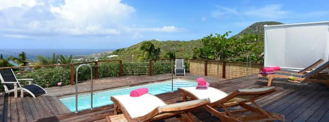 Villa Blue Horizon SPECIAL OFFER: St. Barths Villa 144 This Spacious Villa Is Perfect For Family Holidays. Each Bedroom Has A Sea View. - Camaruche vacation rentals