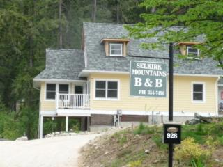 In the Selkirk Mountains B&B - Nelson vacation rentals