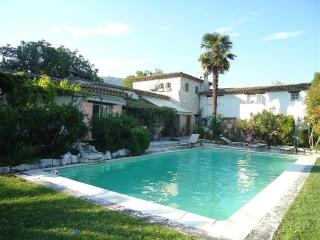Unique Provencal Villa, With Stoned Central Tower - Vence vacation rentals