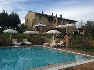 6 bedroom House with Private Outdoor Pool in San Gimignano - San Gimignano vacation rentals