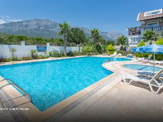 Beautiful view across from the sea - Kemer vacation rentals
