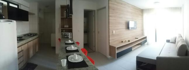 1 bedroom Apartment with Internet Access in Maceio - Maceio vacation rentals