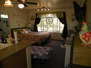 The Best Nest Guesthouse SLO Wine Country CA - San Luis Obispo County vacation rentals