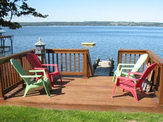 Gorgeous Seneca Lakefront Cottage - Romulus vacation rentals
