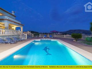 Beautiful Villa with Television and Microwave - Benitachell vacation rentals