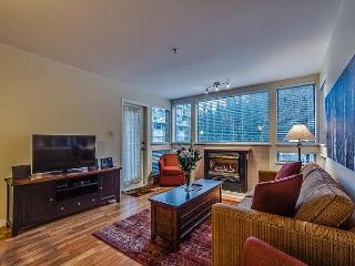 Greystone Lodge 2 Bedroom * RENO 2014* Ski-in Ski-out Whistler Condo - Whistler vacation rentals
