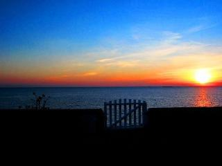 Point de Chene: Direct waterfront historic home with incredible views - Rockport vacation rentals