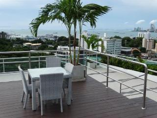 Penthouse with sea view and the best beach - Pattaya vacation rentals