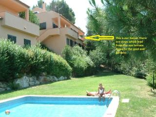 4 bedroom Villa with Internet Access in Pals - Pals vacation rentals