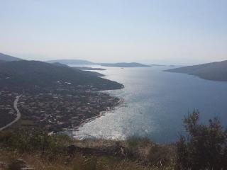 Apartment Saturn for 5 with an amazing sea view in Poljica - Trogir vacation rentals