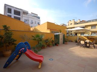 BIG TERRACE APARTMENT in BARCELONA - Barcelona vacation rentals