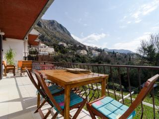 Apartments Tabain - Two-Bedroom Apartment with Balcony and Sea View - Mlini vacation rentals