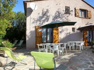 Santa-giulia-villa-ERBALUNGA 7pers : plage à 150m - Santa Giulia vacation rentals