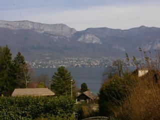 SEVRIER, type 2 rez de jardin,50m du lac, 4 pers - Sevrier vacation rentals