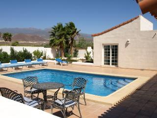Casa Carmela, Alamos Park, Golf Del Sur - 3 or 4 bed villa with heated pool - Golf del Sur vacation rentals