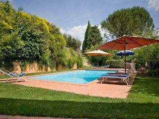 Set in the rolling hills between San Miniato and Volterra within easy reach of Tuscany. SAL FER - Tuscany vacation rentals
