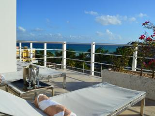 INCREDIBLE PENTHOUSE WITH OCEAN VIEW PH2D - Playa del Carmen vacation rentals