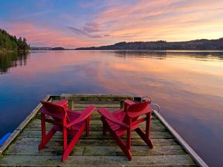 """A perfect west coast getaway"" - Trip Advisor - Sechelt vacation rentals"