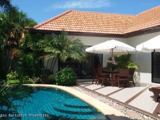 Delightful 3 Bedroom View Talay Pool Villa  - 544 - Pattaya vacation rentals
