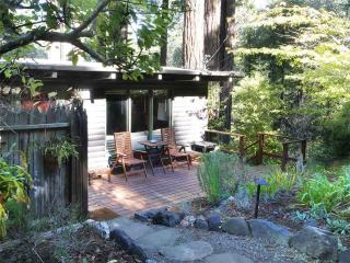 TREETOP LOG CABIN - California Wine Country vacation rentals