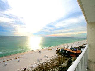 The Summit 1112-FREEFunPass5/1*Buy3Get1FreeThru5/26* AVAIL5/1-5/11-GulfFront* Panama City Beach - Panama City vacation rentals
