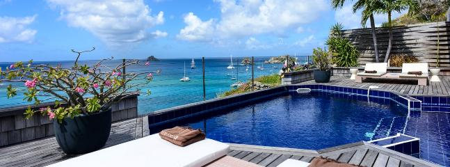 Villa Sky Vista 2 Bedroom SPECIAL OFFER Villa Sky Vista 2 Bedroom SPECIAL OFFER - Image 1 - Gustavia - rentals