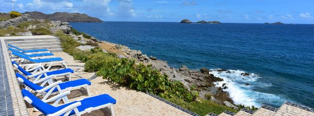 Villa Caribbean Breeze SPECIAL OFFER: St. Barths Villa 147 Has A Gorgeous View On The Ocean And The Islands. - Anse Des Cayes vacation rentals
