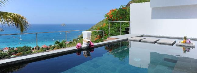 SPECIAL OFFER: St. Barths Villa 151 A Gorgeous View On The Boats And Sea! - Anse des Flamands vacation rentals