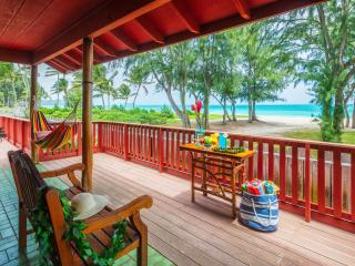 Beautiful House with Deck and Internet Access - Waimanalo vacation rentals