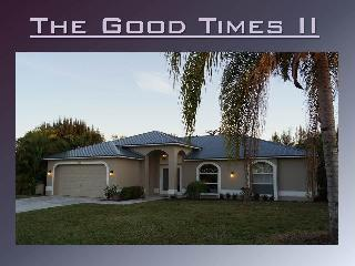 Villa The Good Times II modern Vacation Rental - Cape Coral vacation rentals