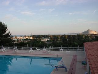 Pretty Studio Residence with Pool - Cagnes-sur-Mer vacation rentals