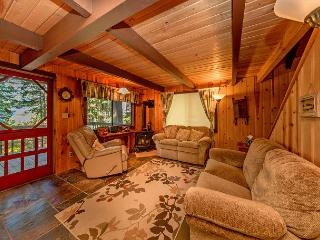 Looking for a genuine cabin retreat on Lake Cle Elum?  3BR + Loft | 2 BA - Ronald vacation rentals