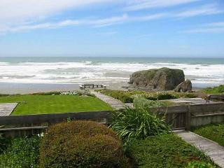 WHALE ROCK - ON THE BEACH Whale Rock is one of the very few vacation rentals - North Coast vacation rentals