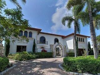 Tuscany mansion - Fort Lauderdale vacation rentals