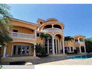 Magnificent Mediterranean Estate - Fort Lauderdale vacation rentals
