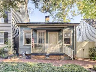 Historic District 2BR/1BA Cottage - Savannah vacation rentals