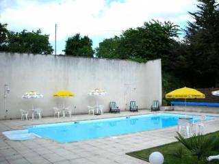 Idyllic apartment in the Loire Valley with 2 bedrooms, garden and shared pool - Indre-et-Loire vacation rentals
