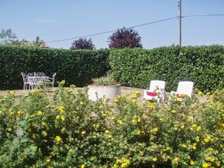 """La Petite Eau"" – Romantic gîte in Puy-de-Dome, Auvergne, with garden and mountain views - Chamalieres vacation rentals"