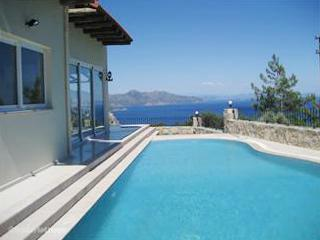 Bay View Villa – stunning 4-bedroom villa in Turunc, near Marmaris, with private pool & sea views - Mugla Province vacation rentals