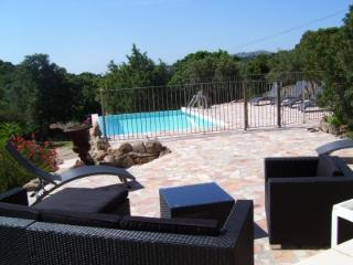 Private heated Pool Villa Santa Giulia Palombaggia - Porto-Vecchio vacation rentals