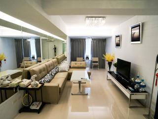 Deluxe2BR❤Near NTNU Ximen Gutting New Huge❤sleep/6 - Taipei vacation rentals