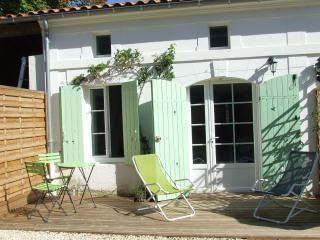 Two gîtes at Les Rosiers Charente Maritime France - Jonzac vacation rentals