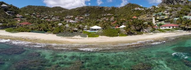 SPECIAL OFFER: St. Barths Villa 134 This Villa Is Perfect To Relax On The Waterfront. - Anse Des Cayes vacation rentals
