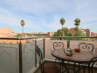 New apartment in Gueliz with terrace, Wifi access - Morocco vacation rentals
