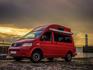 Adventure Wagons VW Camper Van Hire Edinburgh - Dalkeith vacation rentals