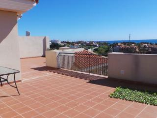 Penthouse with pool, terrace & view - Mijas Pueblo vacation rentals